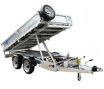 Tipper Trailer - Twin Axle - MET 35105